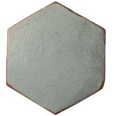 Hexagon Grey - Marrakech - Wall & Floor Tiles | Fired Earth