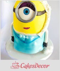 CakesDecor Theme: Disney's Frozen, Cakes & Cookies - CakesDecor