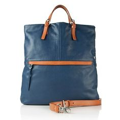 Christopher Kon in blue! I love this bag too!