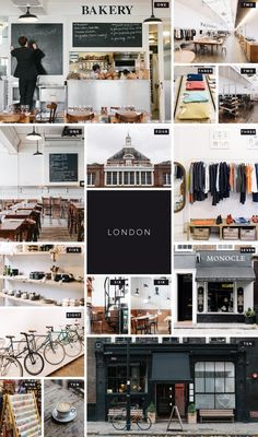 PLACES TO GO   LONDON TRAVEL GUIDE BY CEREAL #london #travel #guide