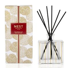 NEST Fragrances Reed Diffuser Birchwood Pine  59 fl oz -- This is an Amazon Affiliate link. Click image to review more details.