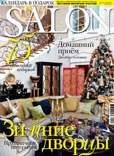 "VILLARI for the magazine ""Salon"" in november 2011"