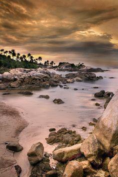 Parai Tenggiri Beach - Belitung Island, Indonesia