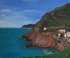 Cinque Terre Liguria Italy Riomaggiore - Bruce Goodchild