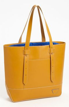 Love this yellow tote