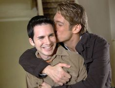"Michael and Ben, ""Queer As Folk"""