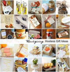 Thanksgiving Hostess Gift Ideas - The Idea Room