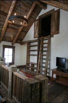 Loft Ladder Design Pictures Remodel Decor And Ideas