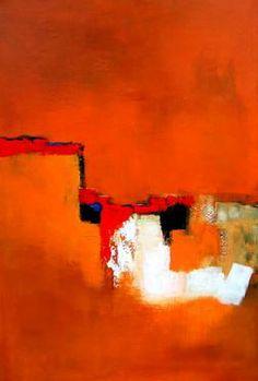 """Markus Schon; """"Landscape IV"""""""