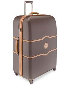 "Delsey Chatelet 28"" Hardside Spinner Suitcase | macys.com"
