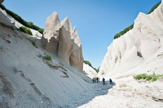 Kutkhiny Baty, un hermoso valle de piedra pómez