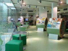 Library Design | Children's Library | HMY Radford