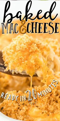 This authentic, southern baked mac and cheese been one of my all time favorite recipes. Nothing beats the crunch of the breaded topping blended perfectly with the creamy goodness of this recipe. Best Mac And Cheese Recipe Easy, Boxed Mac And Cheese, Best Macaroni And Cheese, Stovetop Mac And Cheese, Mac And Cheese Homemade, Mac N Cheese Bake, Baked Cheese, Macaroni And Mozzarella Cheese Recipe, Recipes