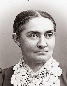 This is a photograph of Adeline Susannah Boblett Hall. She was born in Dayton, Ohio on September 23, 1844. During the United States Civil War, she aided the Union cause by working as a nurse treating wounded soldiers. In 1867, she journeyed west to Kansas where she worked as a schoolteacher. She met James Knox Polk Hall in Minneapolis, Kansas during an Indian raid and the two eventually married on January 31, 1869.