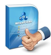 Unlike many of the registry repair WiseFixer can also fix PC software and hardware problems. please read our wisefixer reviews
