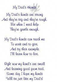 Fathers Day Fathersdaygifts Poems For Dad Daddy