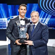 CR7 AND FLORENTINO