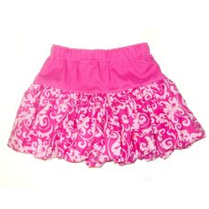 Bouncing Bubble Skirt or Skorts - pdf sewing pattern - nb - 14 - 3 length options. $8.00, via Etsy.