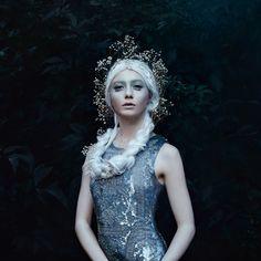 Photographer: Bella KotakMakeup: Dinah RaphaelleModel: Lulu LockhartSkin Retoucher: Solstice Retouch