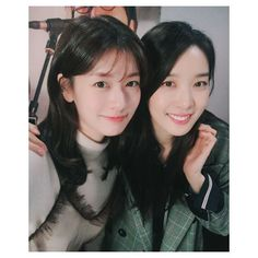 'This Life Is Our First Life' Jung So-min and Lee Chung-ah Korean Beauty, Asian Beauty, Chung Ah, Korean Entertainment News, Jung So Min, One Life, Celebs, Celebrities, Lee Min Ho
