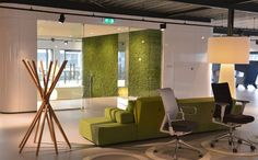 Design Post Amsterdam showroom Montis PVO Interieur 2014 | DESIGN ...