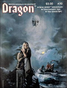 Dragon Magazine #70 (February 1983)