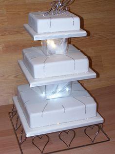 A wedding cakes by cks-cakes ltd