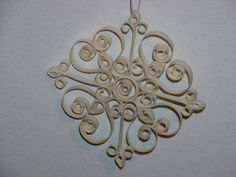 snowflake - Quilled Creations Quilling Gallery