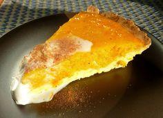 Receta: Cómo preparar pie de calabaza sin gluten y sin lácteos (gluten free, dairy free pumpkin pie)