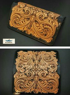 Another beautiful wallet