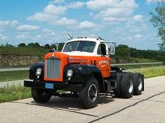 Image result for Mack B61 Truck