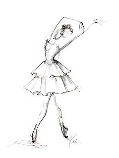 #PAPERFASHION Prima Ballerina