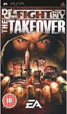 PC and PSP ANDROID GAMES Free Download : Def Jam: Fight for NY: The Takeover – PPSSPP