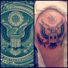 1000+ images about Tattoo inspiration on Pinterest | Eagle ...