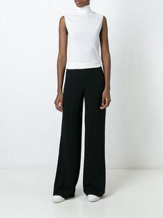 #pants #theory #layered #black #trousers #women #fashion  www.jofre.eu