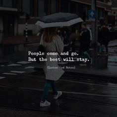 People come and go. But the best will stay. via (http://ift.tt/2BuI4Eo)