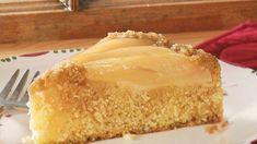 La torta di pere morbidissima è un dolce delizioso che non richiede molto tempo, la merenda ideale per i nostri bambini dopo una giornata fuori casa