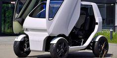 El coche EO 2 puede cambiar de forma y estacionarse de lado http://j.mp/1cxaQsh |  #EO2, #Estacionamiento, #Gadgets, #InteligenciaArtificial, #SelfDrivng