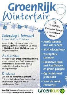 Zaterdag 1 februari staan we op de winterfair in Zevenaar. RT=♡ #kanjerrob #postvoorkanjers. Vrijdag 24 januari 2014. via twitter @vriendenvanrob.