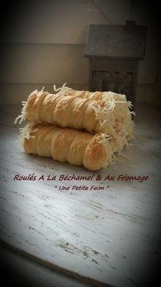 Roulés A La Béchamel & Au Fromage