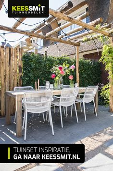 4 redenen om te kiezen voor een pergola in de tuin - Eigen Huis en Tuin You are in the right place about Pergola concreto Here we offer you the most beautiful pictures about the Pergola bioclimatique Pergola Patio, Pergola Metal, Pergola Carport, Steel Pergola, Pergola Curtains, Pergola Swing, Pergola With Roof, Cheap Pergola, Wooden Pergola