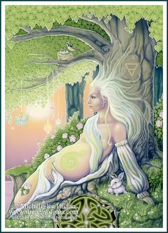 Tarot - Ace of Earth by *ravynnephelan on deviantART