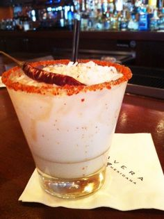 Talavera Will Be Serving Its Spicy Coconut Margarita This Cinco De Mayo