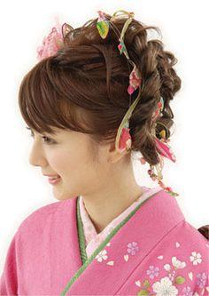 振袖に似合う髪形 | 成人式のための情報ブログ