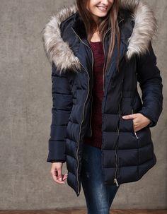 Veste coton СЂС–РІВ capuche femme