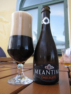 Meantime Chocolate   A bottle of Meantime Chocolate from Mea…   Flickr