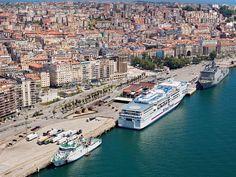 Brittany Ferries en #Santander #Cantabria #Spain #Travel