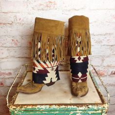 176 Best Making Boot Covers Images Boots Western Chic