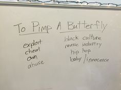 When Kendrick Lamar released his sophomore album, To Pimp A Butterfly I was in the middle of teaching a unit on Toni Morrison's novel, The Bluest Eye My freshmen students were… Writing Prompts For Writers, Picture Writing Prompts, Bluest Eye, To Pimp A Butterfly, Kung Fu Kenny, Christmas Writing, Toni Morrison, Kendrick Lamar, Freshman