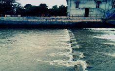 Flow @Gill Canal, Ludhiana